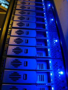 Complex Storage Array