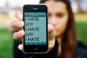 Cyberbullying - I Hate you