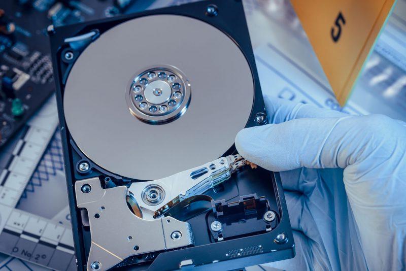 Computer Forensics - Hard Drive