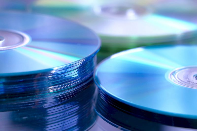 Data Recovery - CDs and DVDs