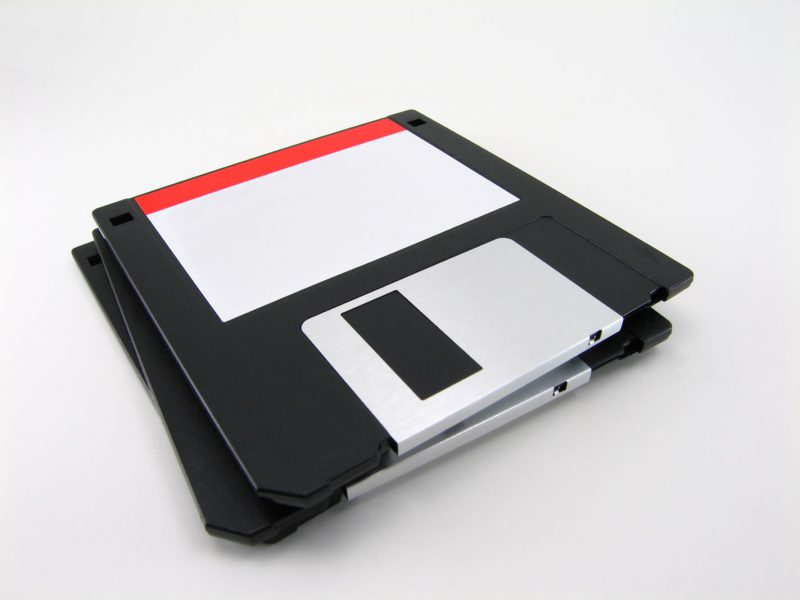 Data Recovery - Floppy Disk Drive