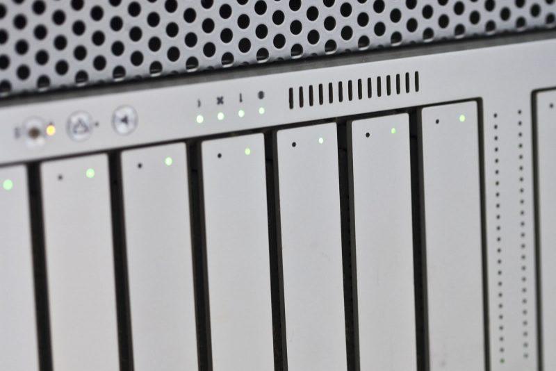 RAID Array Server