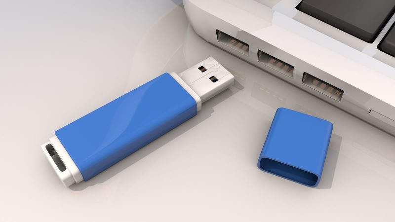 Data Recovery - USB Drives